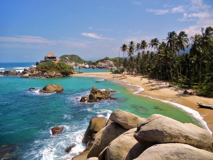 Parque Tayrona, Colombia #Travel