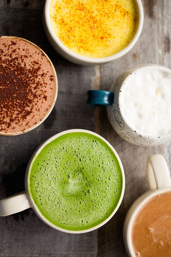 """8 """"Not Coffee"""" Lattes. Fill Your Mug with These Coffee + Espresso Alternatives."""