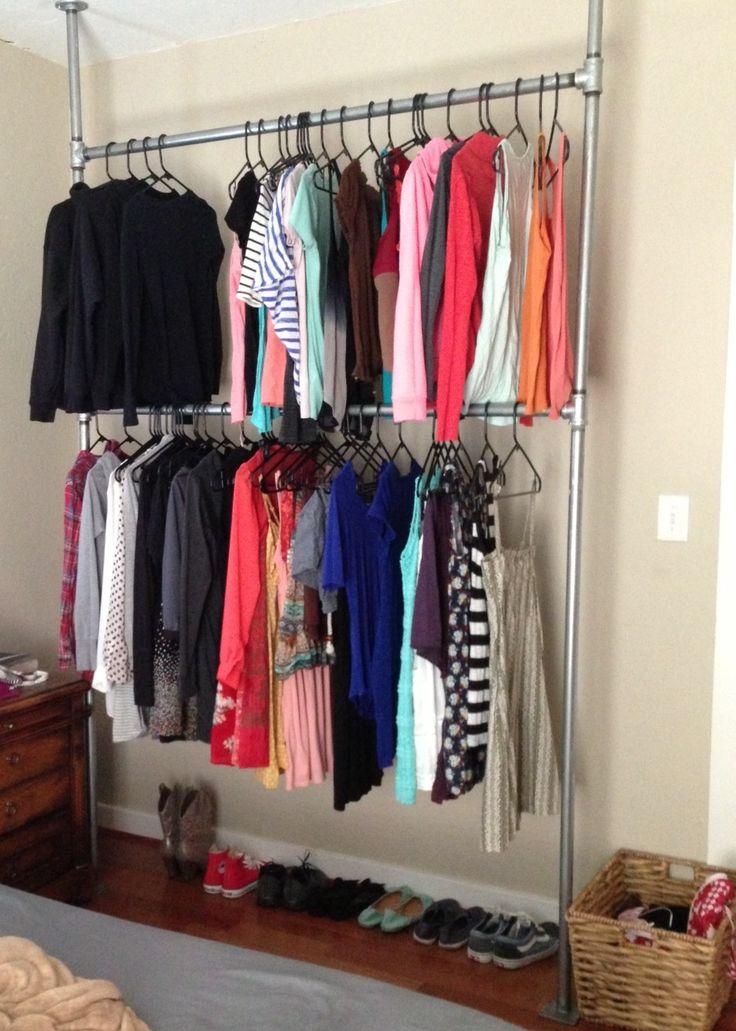diy wire closet - photo #42
