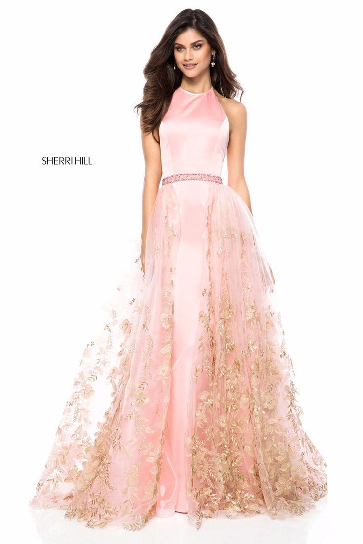 Mejores 691 imágenes de Sherri Hill Prom 2018 en Pinterest ...