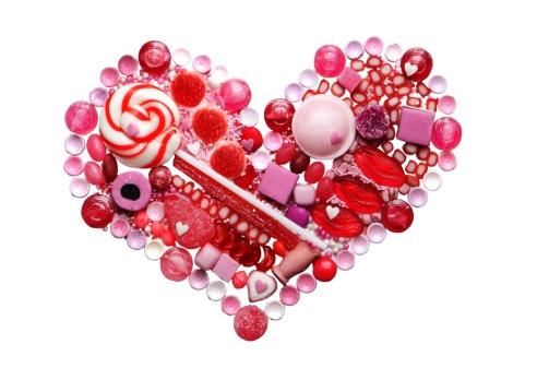 Sweet Valentine's day.