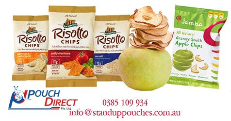 Most #Snack #Food products are enjoyed best when they are fresh hence they should be packaged in air- tight #Packaging that locks freshness and flavor in.  More Information : www.standuppouches.com.au/snack-food-packaging/  #SnackFoodPackaging #ChipsPackaging #PillowPouches #Mnaufacturer #AUSTRALIA