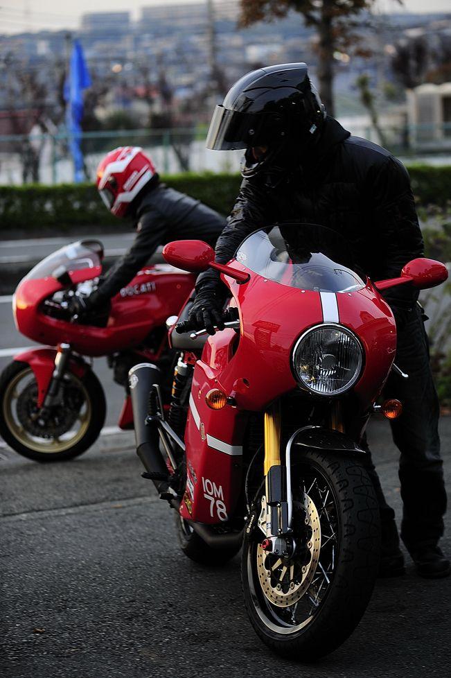 red, fast & Ducati