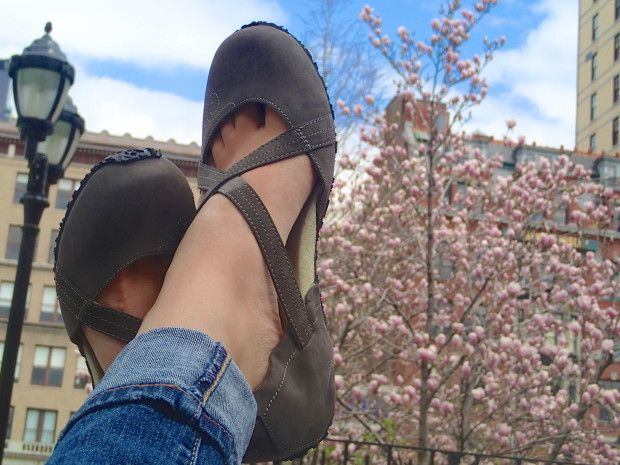 Ahnu Karma Flats - best travel shoes