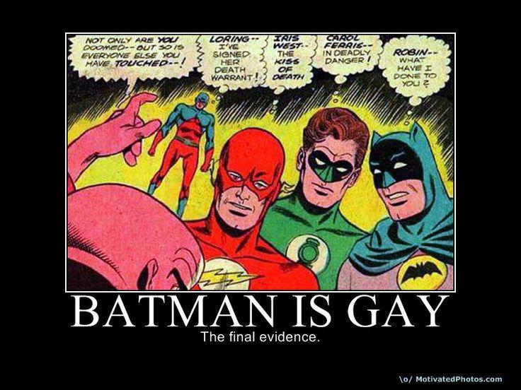 Batman Gay Funny Comics Superheroes Humor Gay
