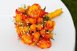 My wedding bouquet, by myself