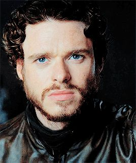 """↳ Robb Stark   """"Gods be good, why would any man ever want to be king? When everyone was shouting King in the North, King in the North, I told myself … swore to myself … that I would be a good king, as honorable as Father, strong, just, loyal to my friends and brave when I faced my enemies … now I can't even tell one from the other. How did it all get so confused?"""""""