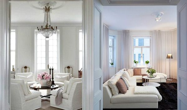 6 white Åhlens curtains your windows want