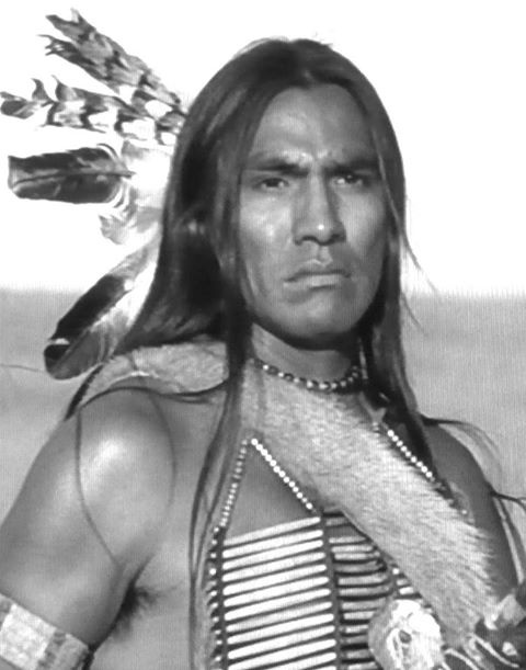 Native American actor Rodney A Grant