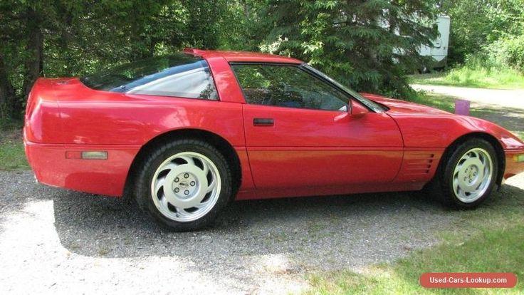 1991 Chevrolet Corvette ZR1 #chevrolet #corvette #forsale #unitedstates