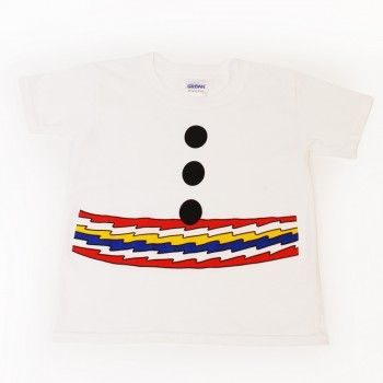T-shirt Bonhomme