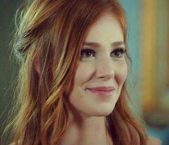Elçin Sangu- Turkish actress