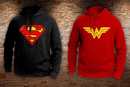 SUDADERAS SUPER WONDER. Realiza tu pedido en:   www.facebook.com/shopkevs - www.kevshop.com.mx