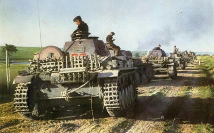 Panzer II - tank