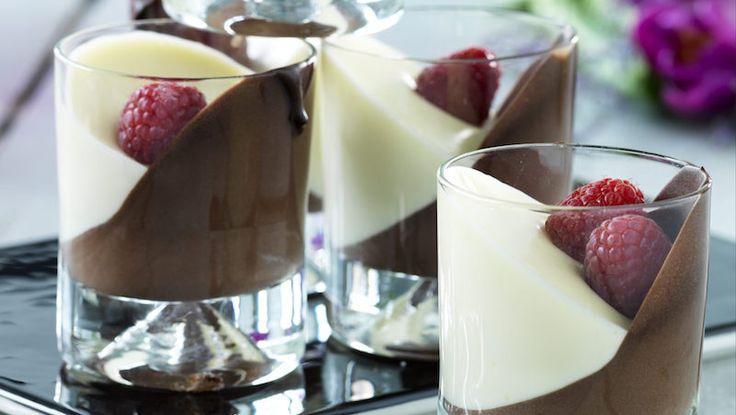 Chokladmousse - magiskt gott!