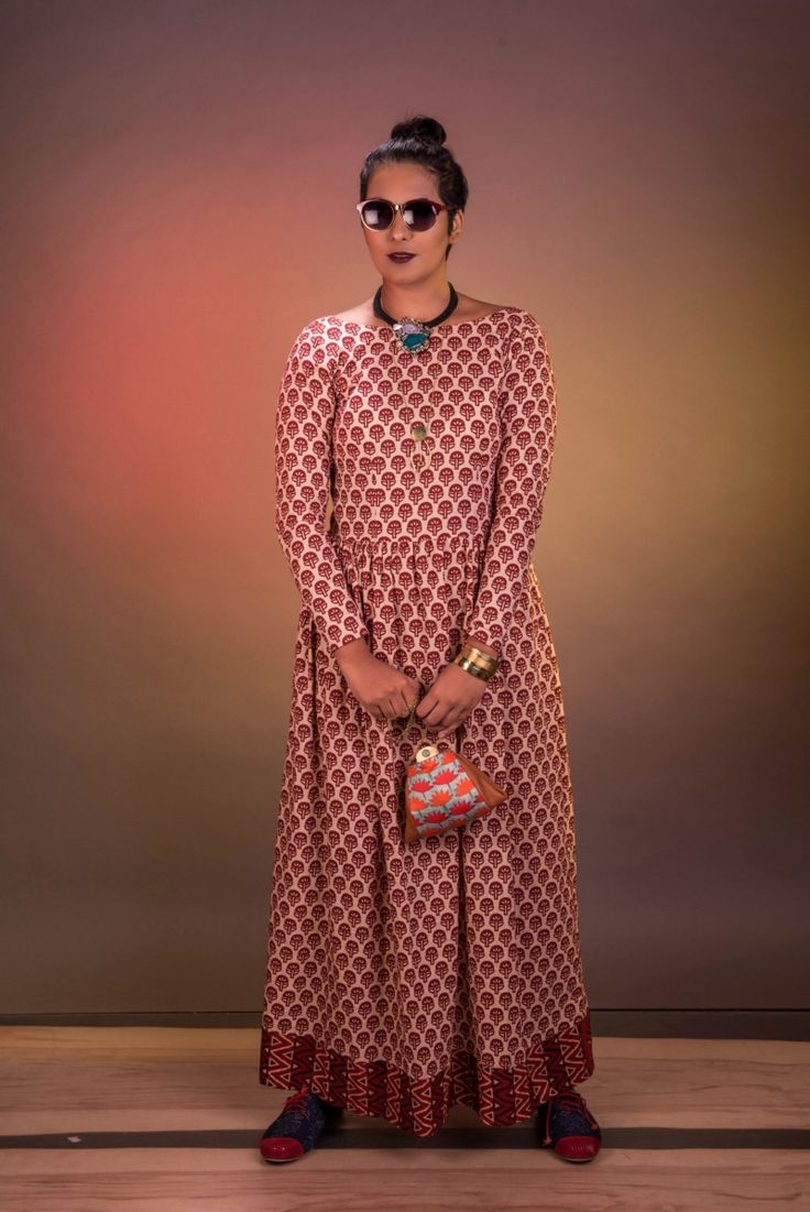 Magic Mushroom Maxi Dress Buy this from : https://www.instamojo.com/storeuntold/magic-mushroom-maxi-dress/