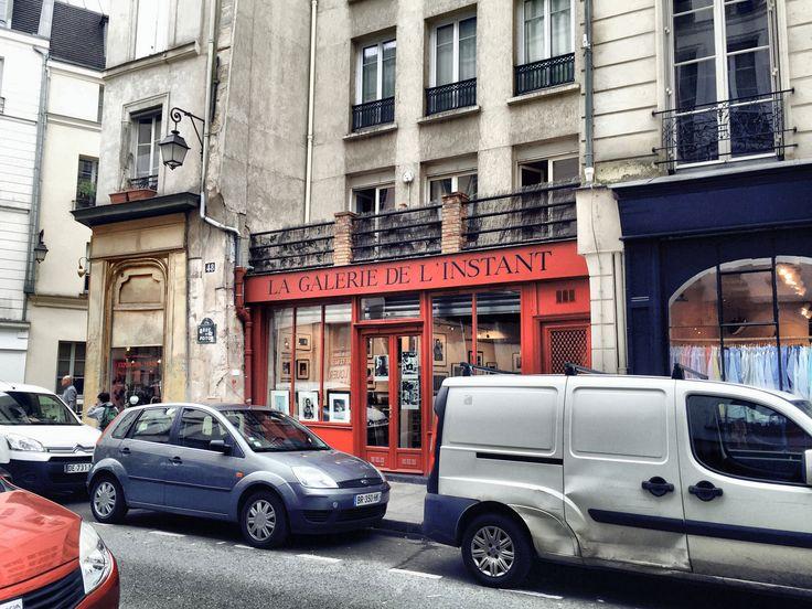 La Galerie de L'Instant  Eat well - Travel often