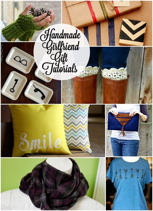 Homemade gifts for girlfriends