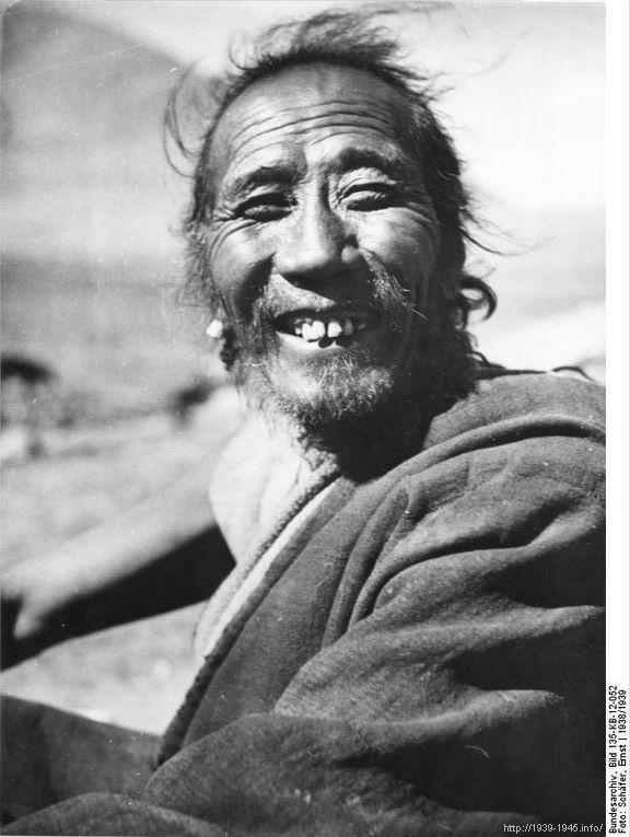File:Bundesarchiv Bild 135-KB-12-052, Tibetexpedition, Tibeter.jpg Original caption Tibetexpedition, Tibeter Nord-Sikkim, tibetischer Nomadenzeltbesitzer Depicted place Tibetexpedition Date 1938