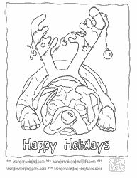 wonder pets christmas coloring pages - photo#40