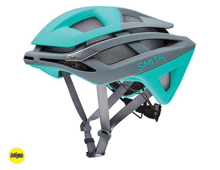 Smith - Overtake Matte Opal Split - MIPS Bike Helmet