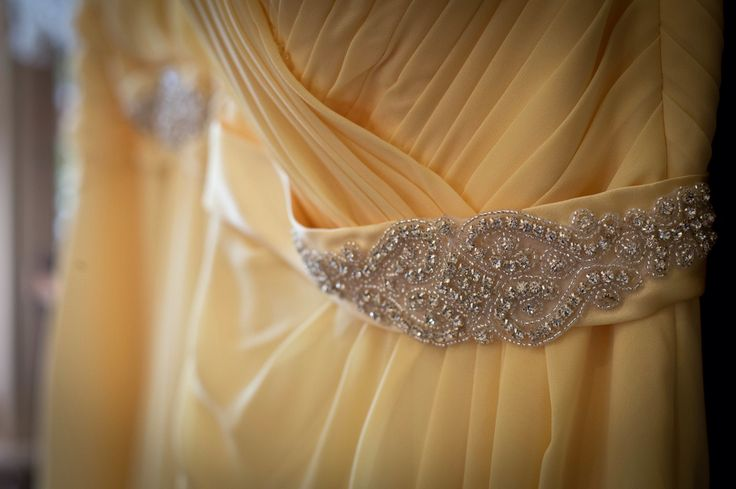 Bridesmaid's Dress embellishment