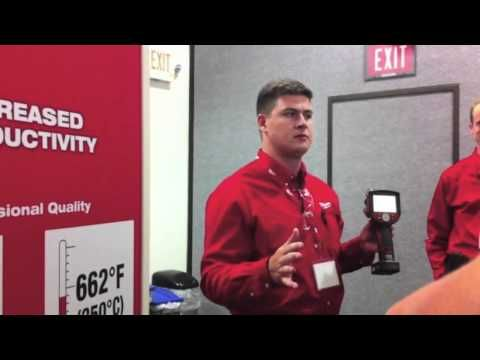 Milwaukee M12 Thermal Imaging Camera