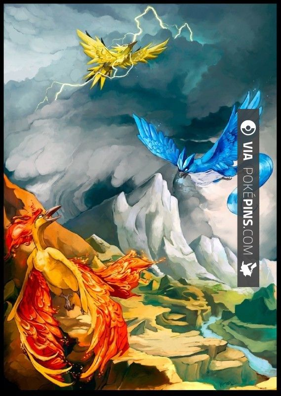So cool! - Moltres pokemon realistic legendary pokemon | legendary-birds-2-legendary-pokemon-31481920-569-800.jpg | Check out more moltres Pokemon FAN ART AT POKEPINS.COM | #pokemon #gottacatchemall #moltres #lileep #delibird #lombre #rufflet #paras #hypno #kadabra #geodude #pikachu #charmander #squirtle #bulbasaur #ferokie #haunter #garydos #mew #mewtwo #shiny #teamrocket #teammagma #ash #misty #brock