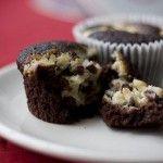 Tuxedo cupcakes for Dad
