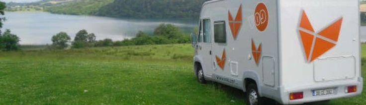 campervan rentals in Ireland