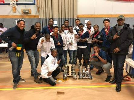 MEMBERS of the Jamaica College Robotics Club on Sunday copped the prestigious and coveted Inspire Award at the Qualifiers of the FIRST Tech Challenge (FTC) at the Dalton School in New York, USA. The competition, which started in 1989, sees high school students and mentors being challenged to...
