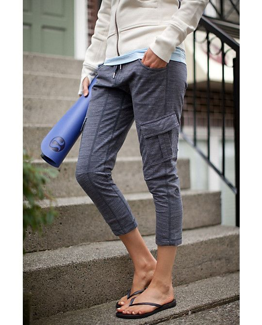 Who needs changing rooms when you can just wear these? From lululemon athletica
