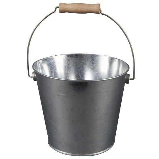 1000 ideas about tin buckets on pinterest baskets for Rustic galvanized buckets