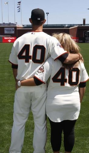 Madison Bumgarner's wife Ali Bumgarner - PlayerWives.com