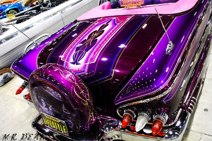 138 Best Images About Custom Paint Jobs On Pinterest