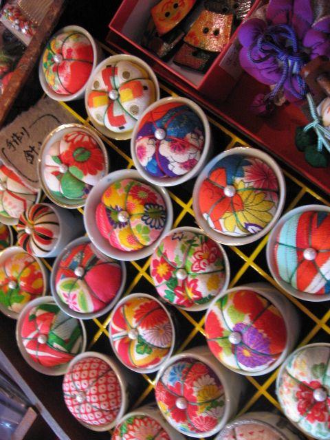 丹後ちりめんのお細工物 : 丹後半島 のんびり気まま暮らし