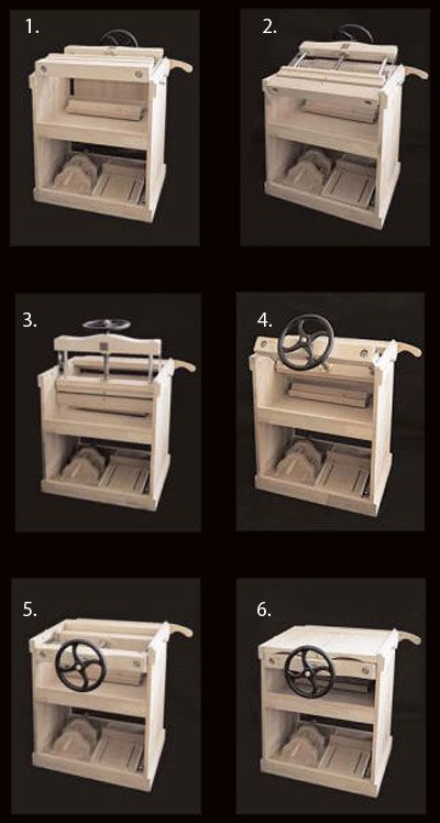 Where to bind books