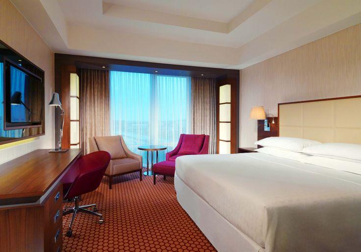Sheraton Bursa Hotel Classic Guestroom