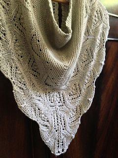 Ravelry: sburton's Test Knit- Sweet Kiss, knit in Zen Yarn Garden Serenity 20