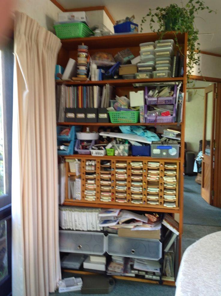 Stamping Craft: Craft Room Makeover