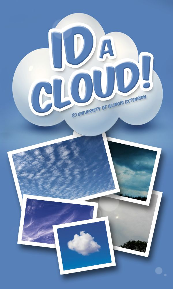"""""""ID A Cloud!"""" – Test your knowledge! Great review game for students learning cloud types."""