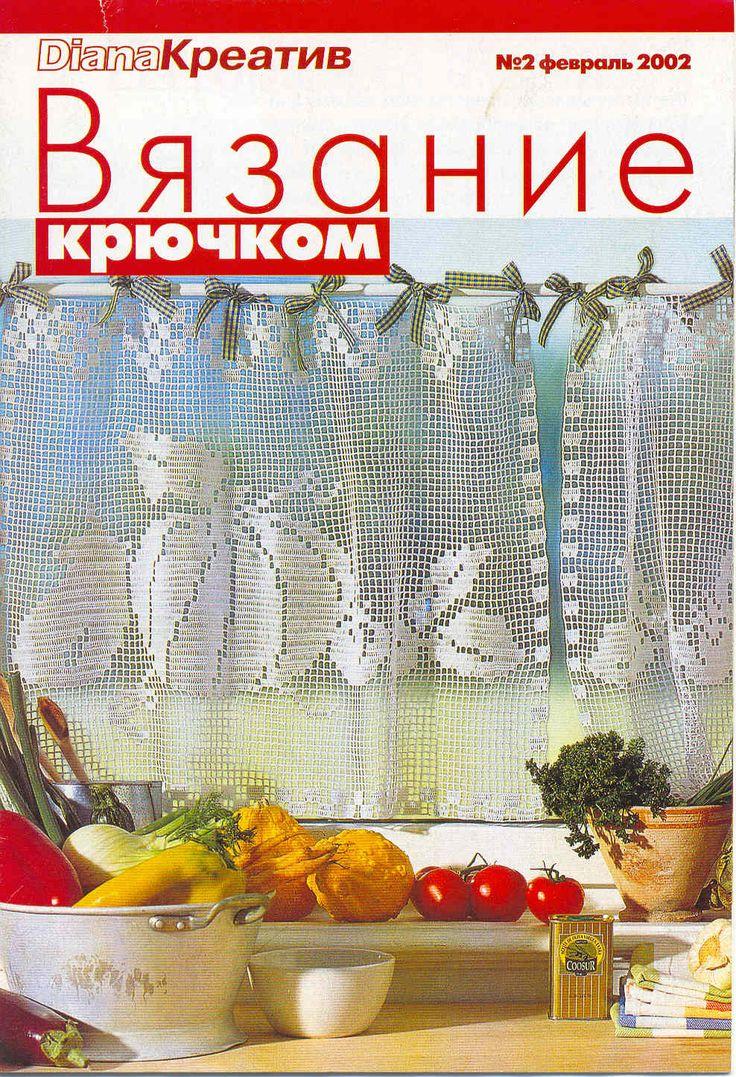 Lindas revistas de crochet | Tejidos a Crochet