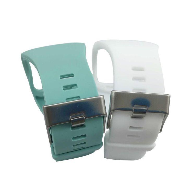 2 teile/los Ersatz Silikon Bands Armband für Samsung Gear S R750 Smartwatch Gummi Gurt Keine Uhr //Price: $US $21.99 & FREE Shipping //     #clknetwork