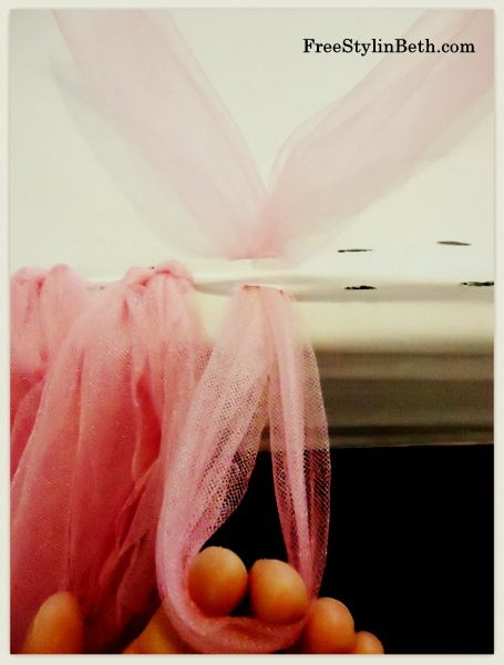 No Sew Tutu Bed Skirt « Do It And How