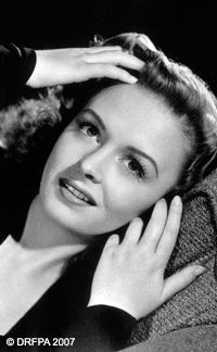 Donna Reed: The saving grace, the rock, the heart of IT'S A WONDERFUL LIFE, my favorite film. Donna Reed Foundation for the Performing Arts
