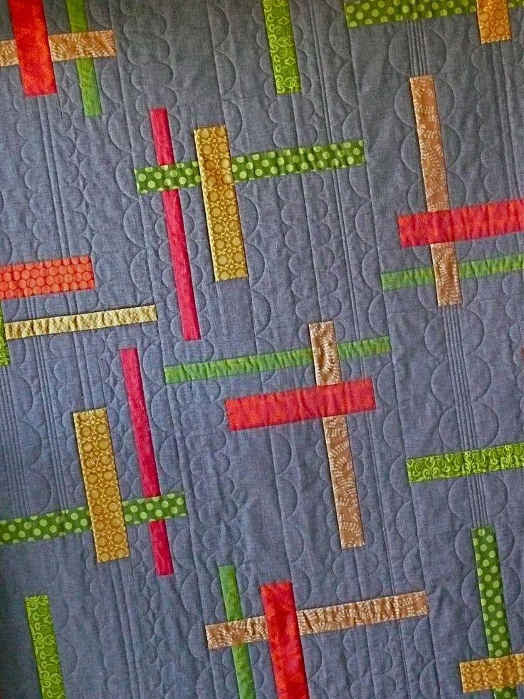 contemporary quilt | Modern Quilts