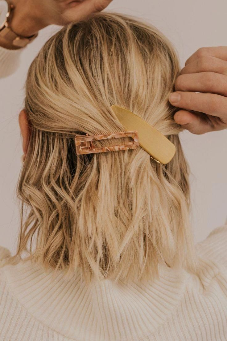 Always With You Barrette Set Hair Accessories Hair Accessories Boho Hair Styles