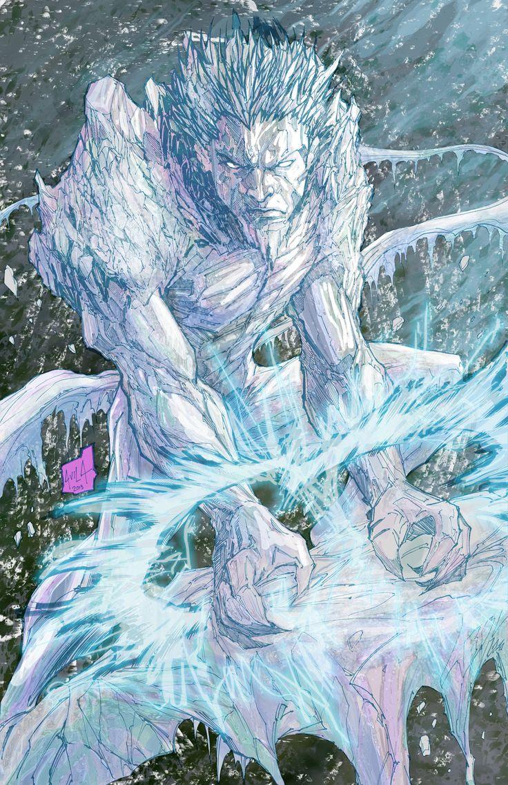 Iceman by Javier Avila