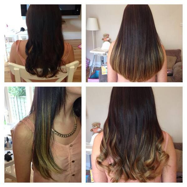 56 best hair extension makeovers images on pinterest hair versatile style only at httpbeautyworksonline pmusecretfo Choice Image
