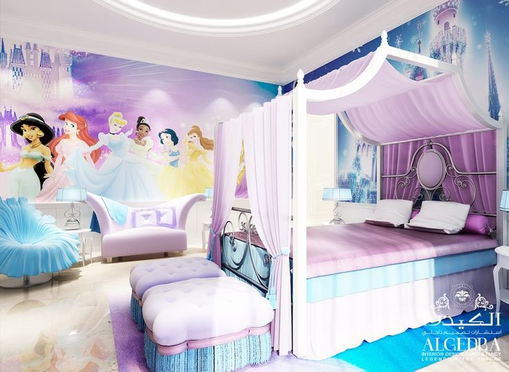 Design Unique Bedroom Interior For Your Kids Just Consult With Us At Algedra We Offer Stylish Decor And Beautiful Ideas Children Bedrooms